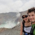 Nos quelques jours passés sur Kyushu entre ballade à Fukuoka, bains chauds à Beppu et randonnée sur le volcan Aso-san ! / Einige Tage auf Kyushu zwischen Stadtrundgang in Fukuoka, heisse Quellen in Beppu und Wanderung zum Vulkan Aso-San