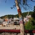 Petite description des 2 principales villes de la péninsule... / Kurze Beschreibung der zwei Städte der Halbinsel...