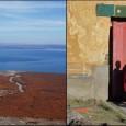 (du 5 au 8 octobre / 5. bis 8. Oktober) Après près de 2 journées sur les pistes mongoles, nous sommes plutôt contents d'arriver sur les rives du lac Khövsgöl. Le coin...