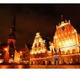 "Au coeur de la vieille ville de la capitale Lettonne, ...mais aussi en escapade dans la ""Suisse lettonne"" / Im Herzen der Altstadt der Hauptstadt Lettlands... mit einem Abstecher in die ""hiesige Schweiz"""